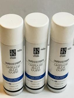 Salon Grafix Professional Shaping Hair Spray Super Hold 9 oz