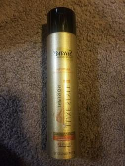 Suave Professionals Hairspray, Luxe Styling Infusion Smooth