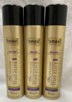Suave Professionals Plump Hold Hairspray Luxe Styling Infusi