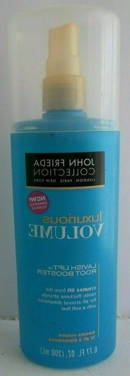 Root Booster Hair Spray Lavish Lift Luxurious Volume John Fr