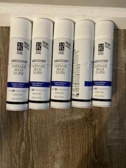 Salon Grafix Professional Shaping Hair Spray Super Hold Fini