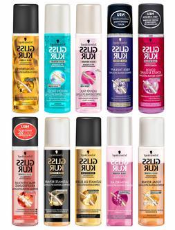 Schwarzkopf GLISS KUR Conditioner Spray Leave in Hair Repair