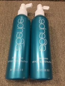 Aquage Sea Salt Texturizing Spray 8 Oz -2 Pack