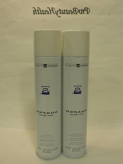 SEBASTIAN SHAPER Hairspray 10.6 oz 2 cans  Original Formula!