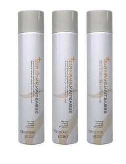 Sebastian Shaper Plus Extra Hold Hairspray 10.6 Oz Pack Of 3