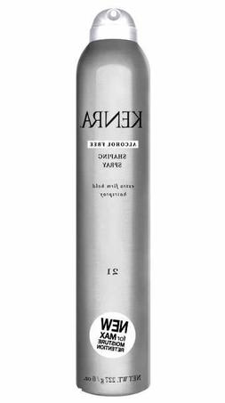 Kenra Shaping Spray #21 Extra Firm Hold Hairspray 8 oz. New!