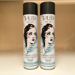 KEUNE Society Hairspray - EXTRA FORTE - 300+100 ml/12 oz ***