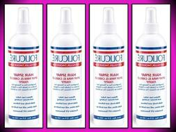 FOLICURE SPRAY FOR THIN FINE HAIR 12 OZ FULLER THICKER LONG