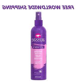 Aussie Sprunch Fixatif Hairspray Non-Aerosol 8.5 Fl Oz WORLD