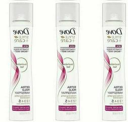 Dove Style + Care Level 5 Extra Hold Micro Mist Hairspray 5.