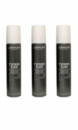 Goldwell Style Sign 4 Perfect Hold Big Finish Volume Hairspr