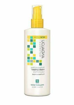 Sunflower & Citrus Brilliant Shine Hair Spray, 8.2 Fl Oz