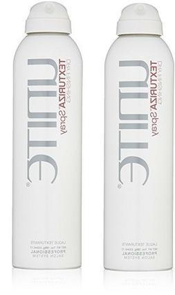 Unite Texturiza Spray Dry Finishing Hair Spray 7 Oz - 2 Pack