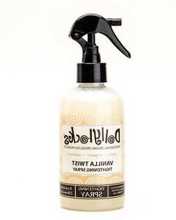 Dollylocks 8oz Vanilla Twist Dreadlock Tightening Spray