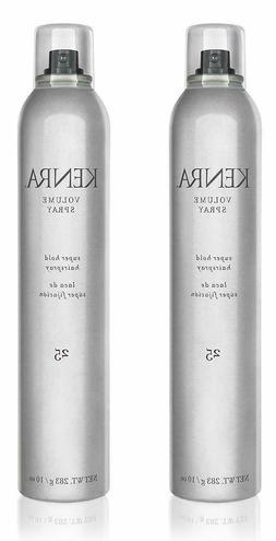 Kenra Volume Spray Hair Spray #25, 55% VOC, 10-Ounce