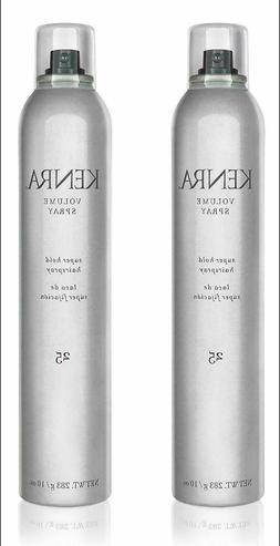 """Kenra Volume Spray Hair Spray #25, 55% VOC, 10-Ounce  """"FREE"""