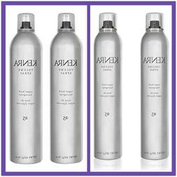 Kenra Volume Spray Hair Spray #25, 55% VOC,10 Ounce|16 Ounce