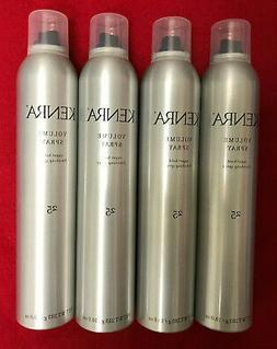 Kenra Volume Spray Super Hold 25 Hairspray 10 oz 4 PACK SPEC