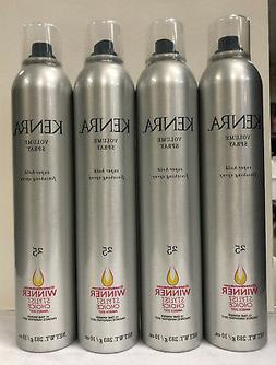 Kenra Volume Spray Super Hold 25 Hairspray 10 oz 283 g g 4 P