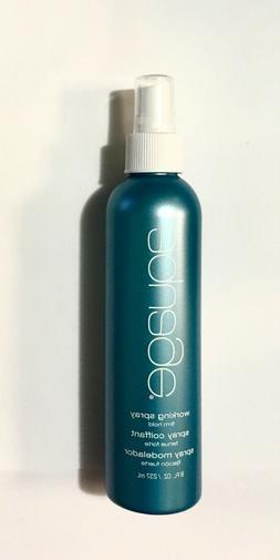Aquage Working Spray Firm Hold Hairspray 8 oz